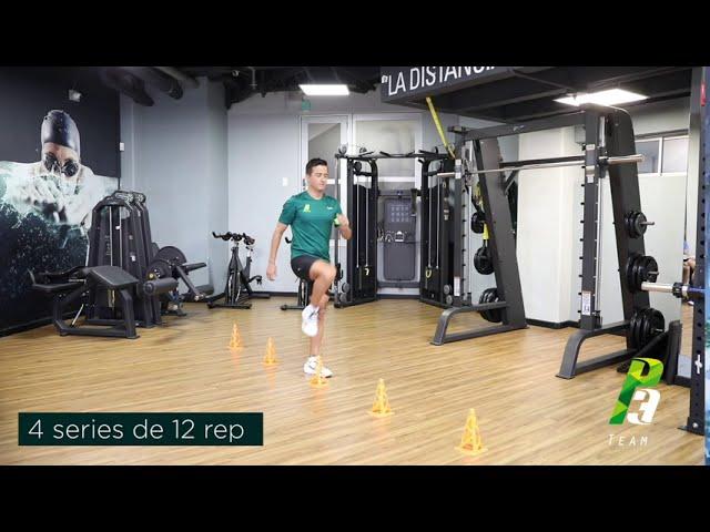 Técnica de atletismo #1