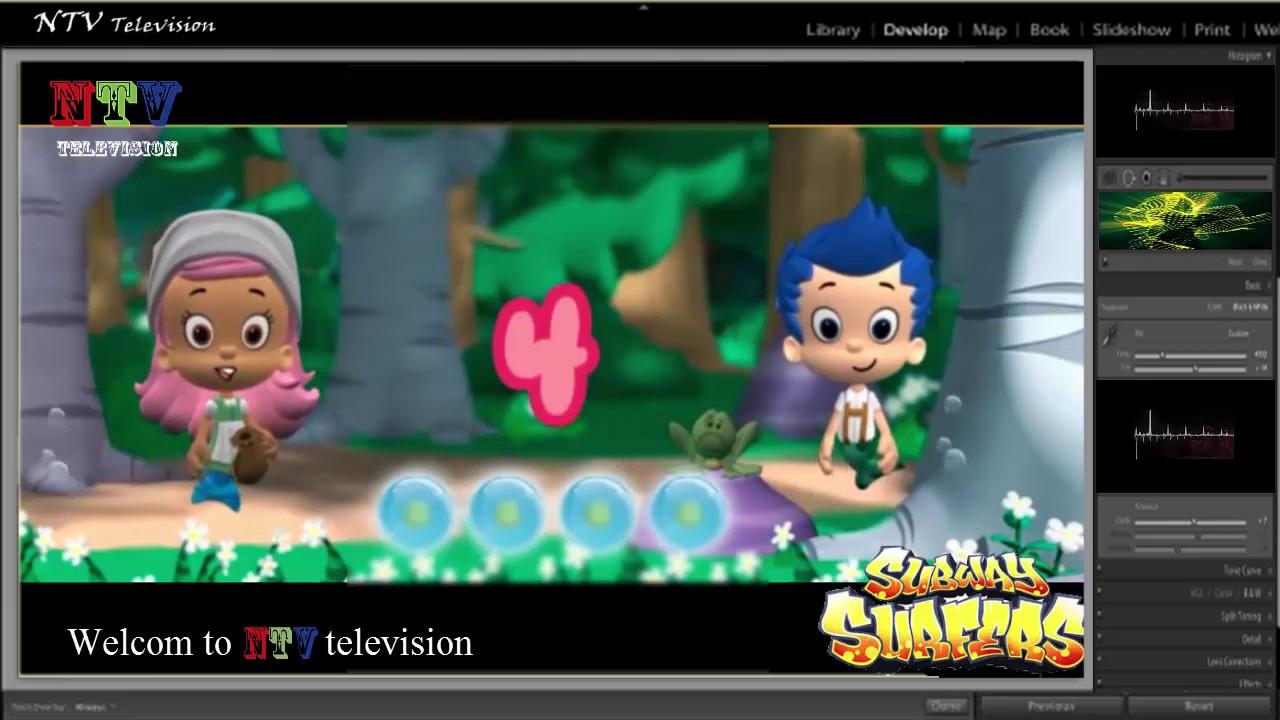 bubble guppies halloween episode help the bubble guppies make