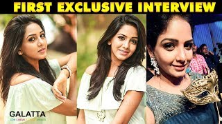 Cinema seiyathathai chinna thambi seithathu -Pavani Reddy Interview | Chinna Thambi | Galatta