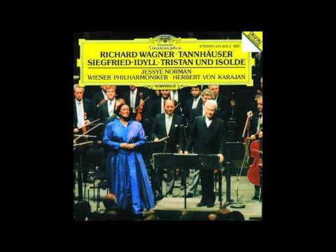 Wagner: Isoldes Liebestod 'Mild und leise' — Karajan & Jessye Norman