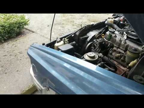 22r Exhaust Manifold/Gasket Removal (bad gasket)