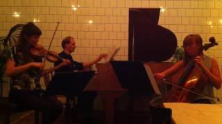 Ylva Skog - ur Pianotrio (sats II)