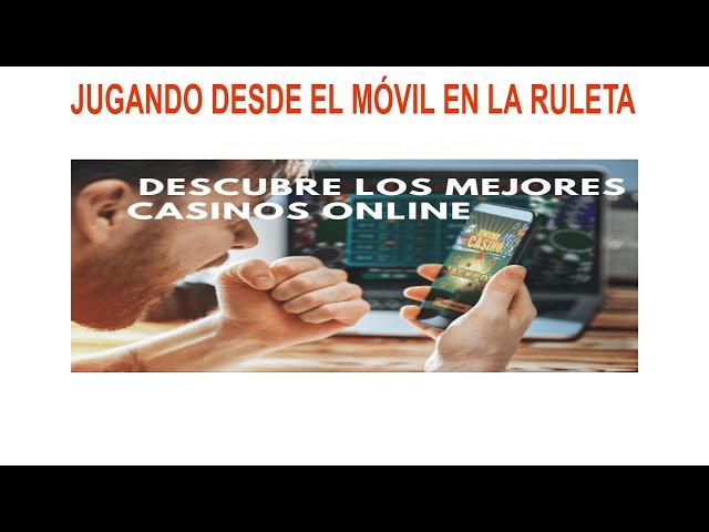 🟢Estupenda sección de Ruleta en el móvil 📱 Video Comentado de casino 💹