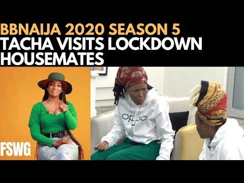 BBNAIJA 2020: TACHA SURPRISE LOCKDOWN HOUSEMATES   OPPO MOBILE TASK   LUCY VS ERICA, PRAISE VS VEE from YouTube · Duration:  13 minutes 12 seconds
