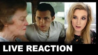 The Devil All The Time Trailer REACTION