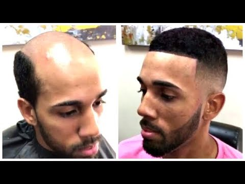 Man Weave Transformation 22 Cut By Cimaje Studio Afro
