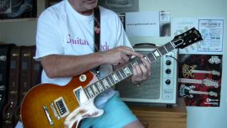 How to play FIRE Pointer Sisters by Guitars Rock