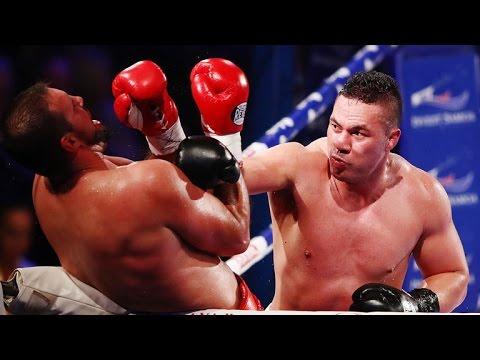 Joseph Parker (C) v Razvan Cojanu - WBO - Full Match - 06.05.2017