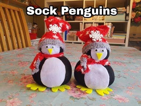 Little penguin no sew tutorial miss daisy patterns.