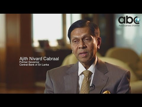 Interview with Ajith Nivard Cabraal, Former Governor Central Bank of Sri Lanka