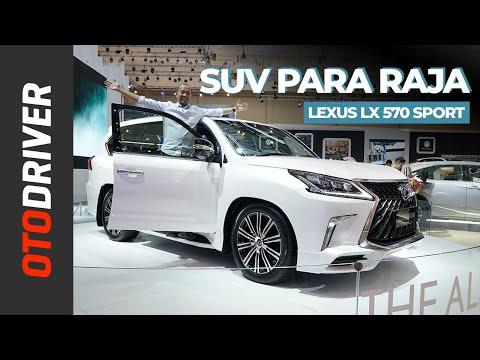 Lexus LX 570 Sport | First Impression | OtoDriver