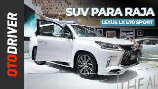 Download lagu Lexus LX 570 Sport | First Impression | OtoDriver