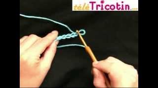comment coudre au crochet