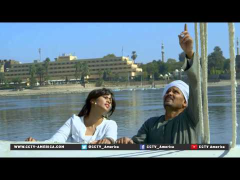 Ancient boats continue to sail the Nile in modern times