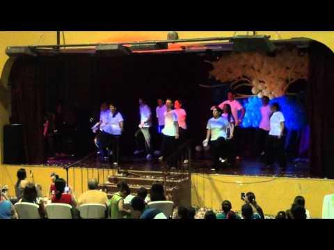 Dance Show Saint Peters Academy 2012. Baile de 9A