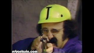 "Harvey Atkin versus Raccoon [Toronto Trilogy - ""Neighbours"" opening] (1983)"