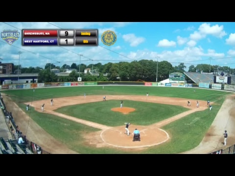 2017 American Legion NE Regional - West Hartford Post 96, CT