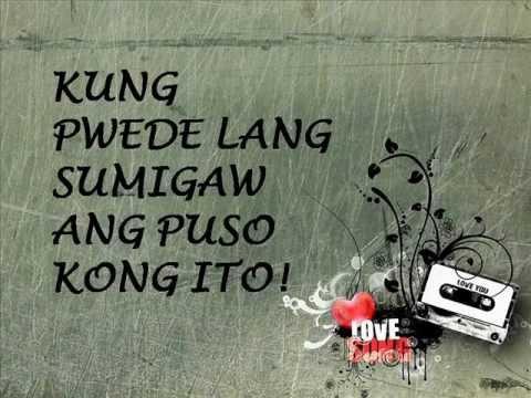kung pwede lang sumigaw.wmv