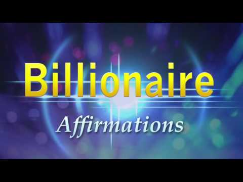 Billionaire (POUNDS) - I AM A Billionaire - Super​-​Charged Affirmations