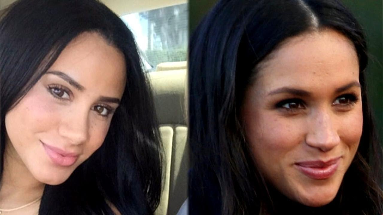meghan markle look alike in arizona prefers her wedding dress to the