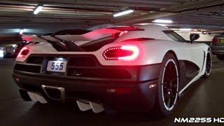 Download Video Koenigsegg Agera R INSANE SOUND in Close Parking Garage!! MP3 3GP MP4