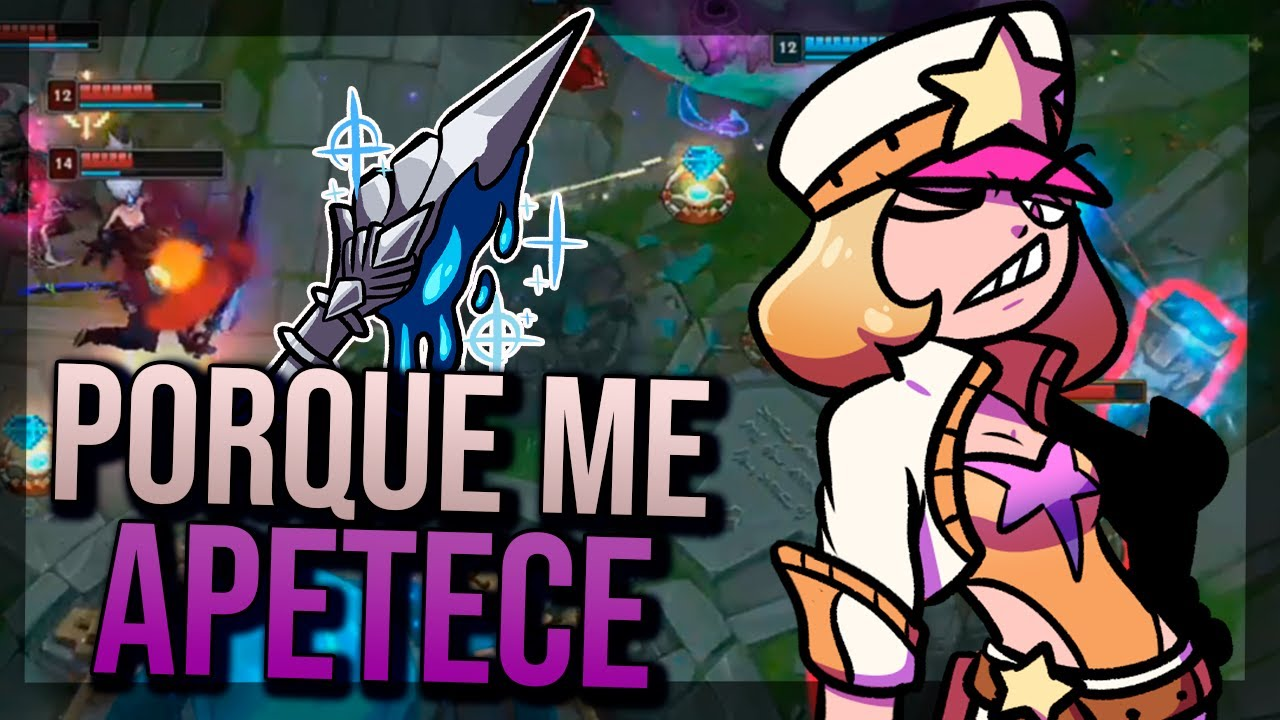 ¡JUEGO CAITLYN CON MANAMUNE PORQUE ES MI CANAL Y YO DECIDO LA BUILD!  - League of Legends