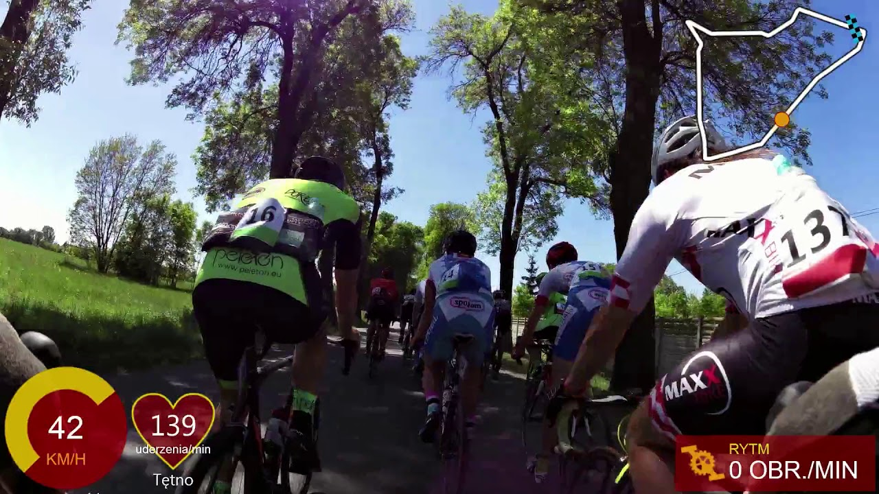 Download Road Race Aleksandrow 2018 - Spinning Class Clip