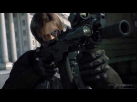 Resident evil DAMNATION CONDENAÇÃO) videoclip Papercut Linkin Park    CMP ArkanjoDeus