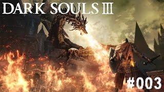 DARK SOULS 3 | #003 - Ritter und Drachen? | Let's Play Dark Souls 3 (Deutsch/German)