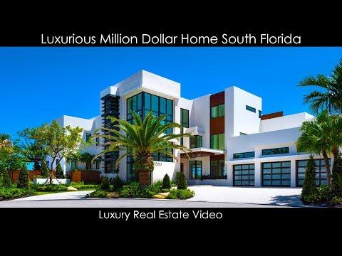 Luxurious Million Dollar Home South Florida
