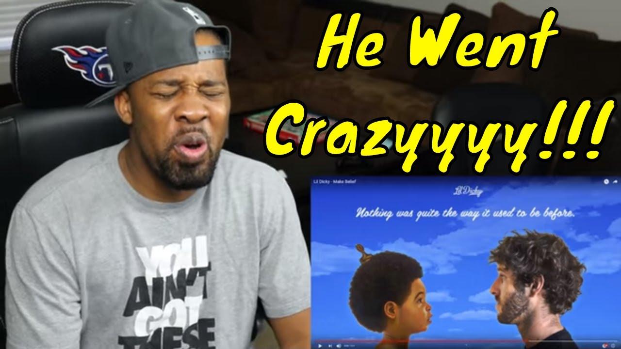 Download Lil Dicky - Bars, Make Belief, Lemme Freak For Real Tho Outro Lyrics | Reaction