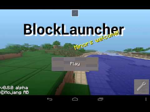 BlockLauncher Pro 1.6 FREE + Review