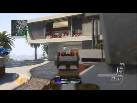 Black ops 2:Quick TDM (Gun kills)