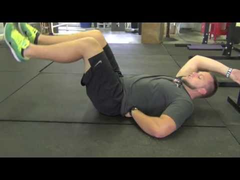 Activating Your Lower Abs | Overtime Athletes
