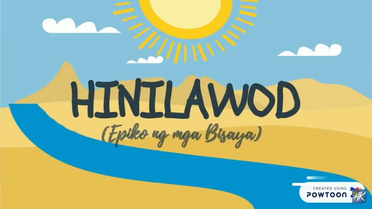 Buod ng Hinilawod (Epiko ng mga Bisaya) - YouTube