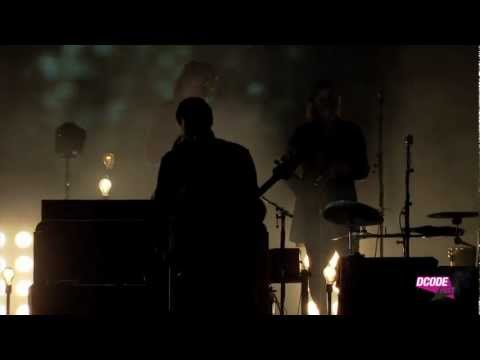 Sigur Rós - 'Svefn G - Englar' HD (OFFICIAL VIDEO DCODE Festival Madrid 2012)