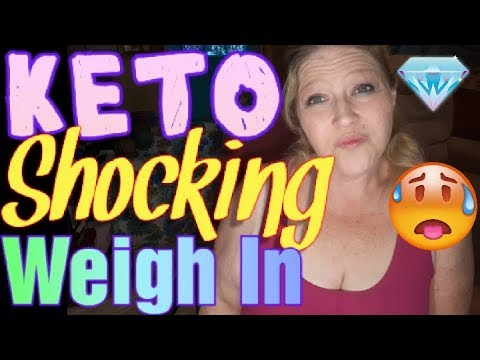 keto-shocking-weigh-in!-keto-meals-and-daily-vlog