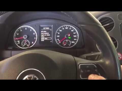 2011 Volkswagen Tiguan Reset Service Light Doovi