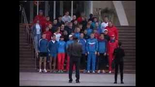 В Сочи тренируется сборная России по спортивной ходьбе Новости 24 Эфкате