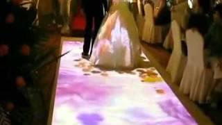 Свадьба Интерактивный подиум
