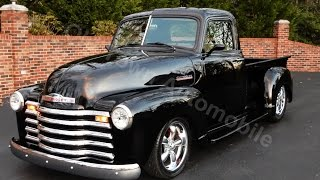 1950 Chevy Truck for sale Old Town Automobile in Maryland