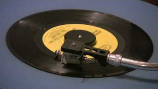 The Hollies - Long Cool Woman (In A Black Dress) - 45 RPM
