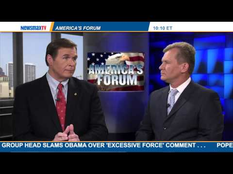 America's Forum | Norm Hooten Team leader from the Blackhawk Down | Part 1