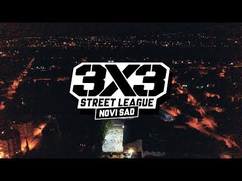 3x3 Street League Novi Sad - Finale