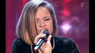 Сюзанна Абдулла - Russian Roulette (Минута славы) - Rihanna cover.avi