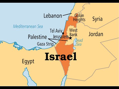 Do The Boundaries Of Present-day Israel Fulfill God's Promise To Israel In The Old Testament?