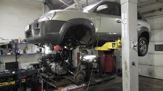 капитальный ремонт двигателя Hyundai Tucson 2.0CRDi