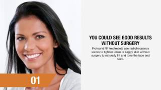 5 Facts Everyone Should Know about Profound® RF Skin Tightening Treatments