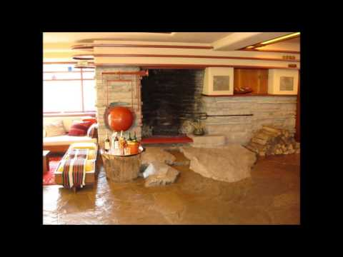 Fallingwater Fireplace
