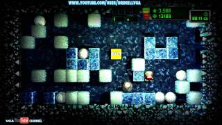 Boulder Dash XL Arcade Gameplay HD 720p